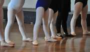 Ballet Beginnings: Pre-Ballet Classes for ages 4 and 5