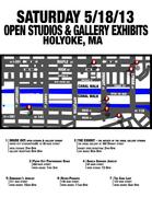 Holyoke Open Studios & Gallery Exhibits