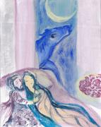 Shahrazad, a tale of love and magic