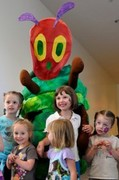 Celebration of the 2013 Very Hungry Caterpillar Day