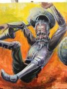 2nd Annual Latin Vibes Art Exhibit