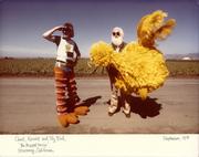 """""""I Am Big Bird"""" featuring a Q&A with Caroll & Debra Spinney"""