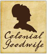 The Not-So-Good Life of the Colonial Goodwife and book signing