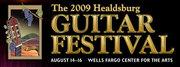 the Healdsburg Guitar Festival