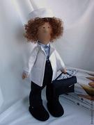 Мое Хобби. Играю в куклы.