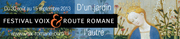 Festival Voix et Route romane 2013