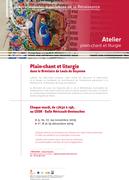 ATELIER DE PLAIN-CHANT