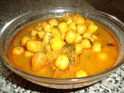 Chenna Curry