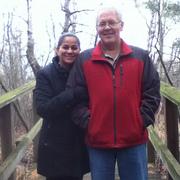 #mom and #dad #walking in #schmeeckle #nature #reserve #parents #college #collegelife #uwsp #stevenspoint #wisconsin #wi