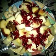 My today's breakfast