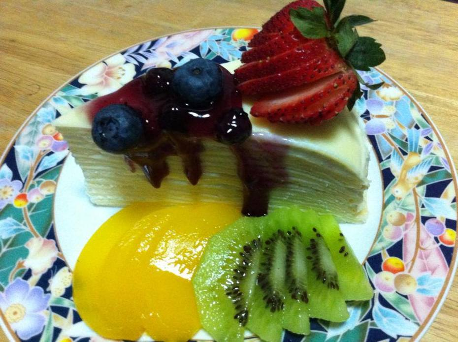 Belleina crepe cake 2
