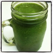 Green smoothie love