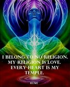 Every heart is my temple