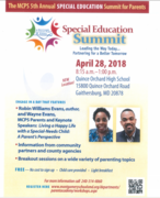 Special Education Summit