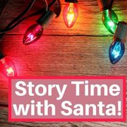Story Time with Santa! @ Lakeforest Mall