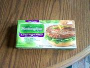 my morning star veggie burgers