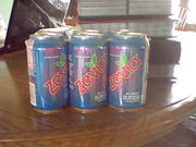 my cherry cola flavored zevia soda