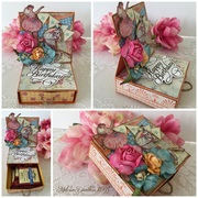 Teeny Tiny Easel Box Card