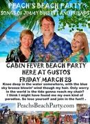 Peach's Beach Party Promo