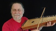 Bowed Psalterist Gregg E. Schneeman