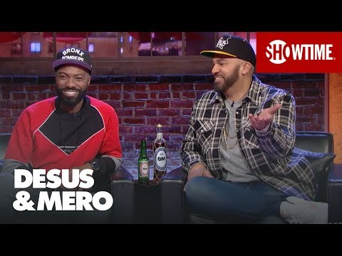 Desus and Mero & DJ Envy Have Squashed their Beef