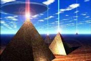 As pirâmides e os aliens