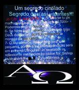 SEGREDO CINTILADO!!!