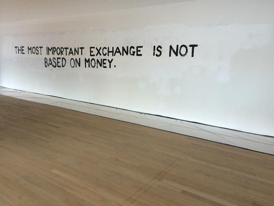 Vania Gala in give&take series-Tate Exchange Tate Modern