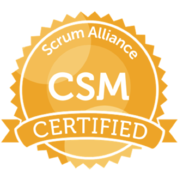 Certified ScrumMaster Training on the Weekend ($)