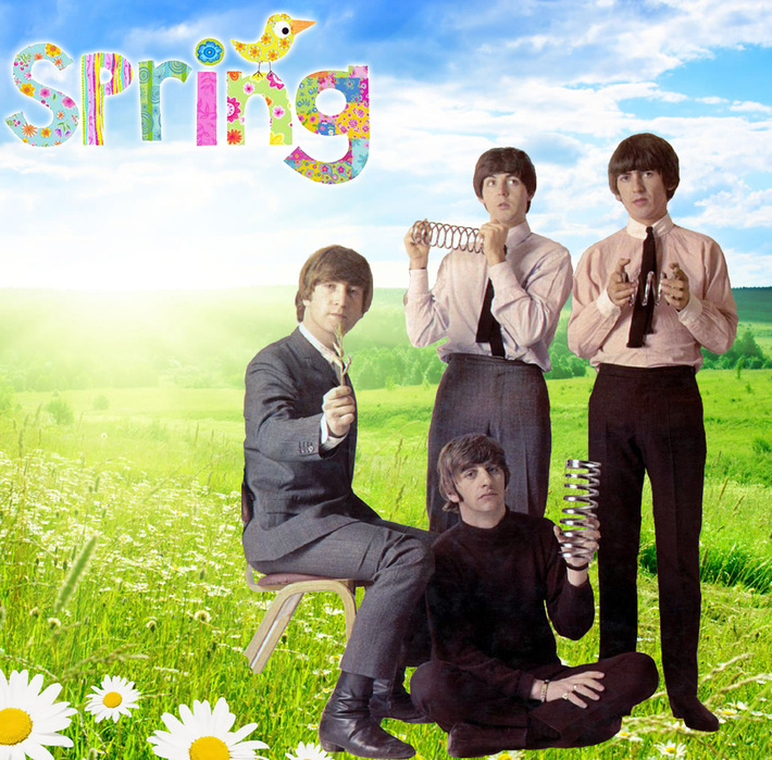 Happy Spring! :-)