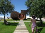 EXPOSIÇÕES: Escultura Habitável