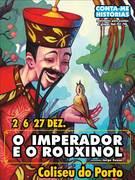 ESPECTÁCULO: O Imperador e o Rouxinol