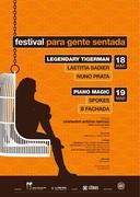 MÚSICA: Festival Para Gente Sentada 2011 – Santa Maria da Feira