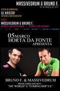 Horta da Fonte: MASSIVEDRUM E DJ BRUNO F. - CARNAVAL 2011 - MEGA CONCURSO DE MÁSCARAS