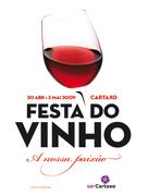 FEIRAS: Festa do Vinho do Cartaxo
