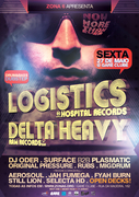 NOITE: Logistics + Delta Heavy