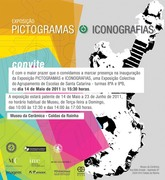 EXPOSIÇÕES: Pictogramas e Iconografias