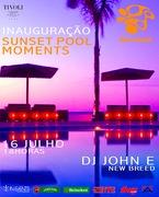 FESTAS: Inauguração Sunset Pool Moments - DUNA BEACH