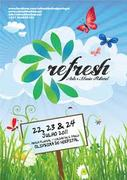 "FESTIVAIS: Refresh ""Arts & Music Festival"""