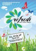 "FESTIVAIS: Refresh ""Arts & Music Festival"""