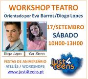 WORKSHOP: Teatro