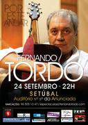 ESPECTÁCULOS: Fernando Tordo - Voz & Piano