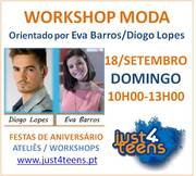 WORKSHOP: Moda