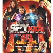 CINEMA: Spy Kids – Todo o tempo do Mundo