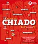 FESTAS: 15ª Festa no Chiado
