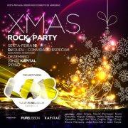 NOITE: LAB the Lost Floor presents Xmas Rock Party