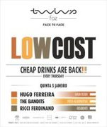 "NOITE: Low Cost ""Hugo Ferreira & The Bandits"""