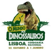 EXPOSIÇÕES: O Mundo dos Dinossauros