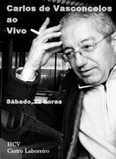 MÚSICA: Carlos de Vasconcelos ao Vivo