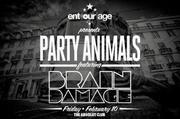 NOITE: ent/our/age - Party Animals
